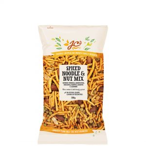 Spiced Noodle and Nut Mix 280g