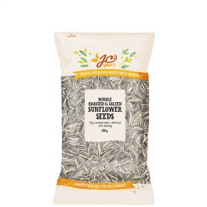 Whole Roasted and Salted Sunflower Seeds