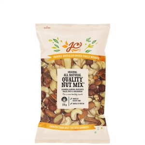 All Natural Quality Nut Mix 375g