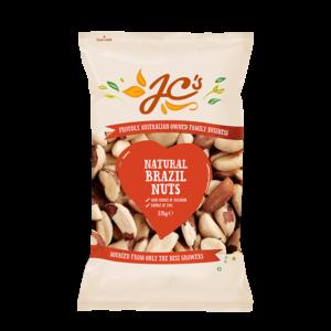 JC's Brazil Nuts