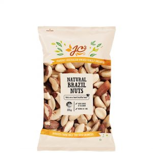 Brazil Nuts Natural 375g