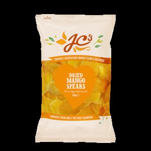 JC's Dried Mango