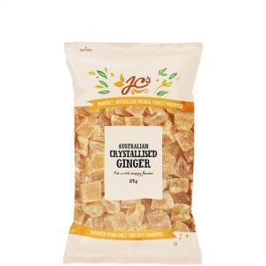Crystallised Ginger 375g