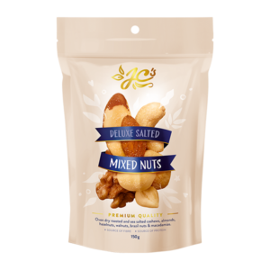 JC's Deluxe Roasted Mixed Nuts