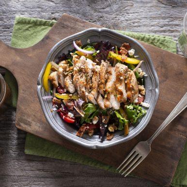 JC's Perfect Salad Recipe