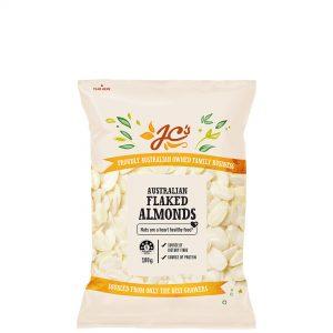Australian Almonds Flaked