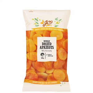 Apricots Dried 500g