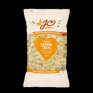JC's Banana Chips