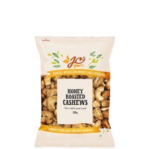 Cashews Honey Roasted 150g