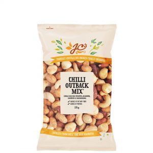 Chilli Outback Mix 375g
