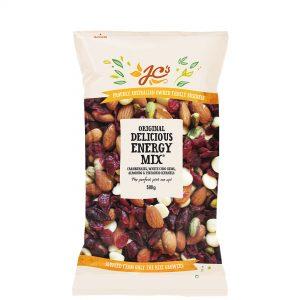 Delicious Energy Mix 500g