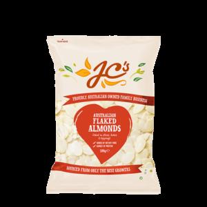 JC's Flaked almonds