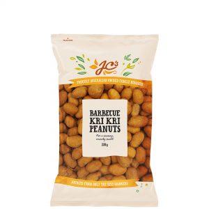 BBQ Kri Kri Peanuts 330g