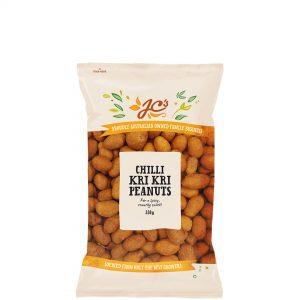 Kri Kri Chilli Peanuts 330g