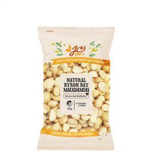 Macadamias Natural 375g