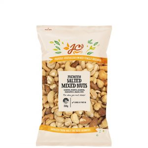 Mixed Nuts Premium Salted 350g