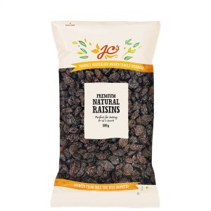 JCs Natural Raisins