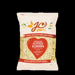 JC's Slivered Almonds