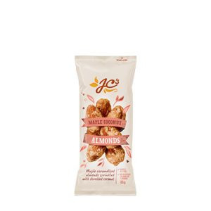 JC's Maple Coconut Almonds