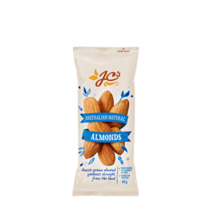 JC's Almonds Snack Pack