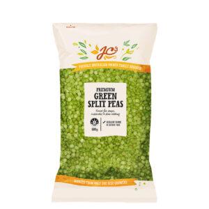Premium Green Split Peas