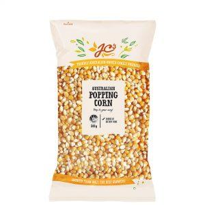 JC's Popping Corn