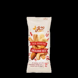 Jackaroo Mix Snack Pack