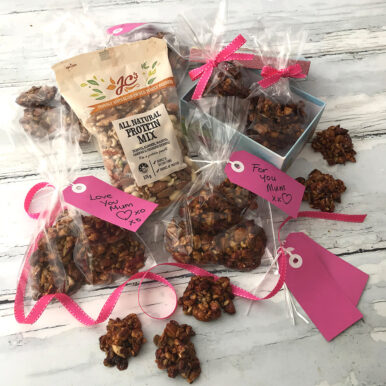 Spicy Nut Clusters