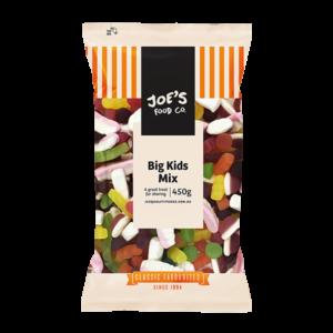 Joe's Food Co Big Kids Mix