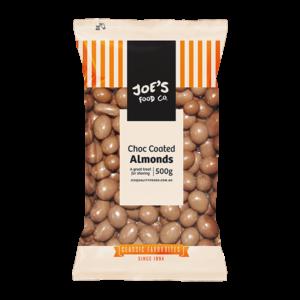 Joe's Food Co Choc Coated Almonds