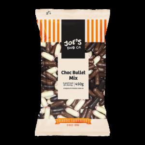 Joe's Food Co Choc Bullet Mix