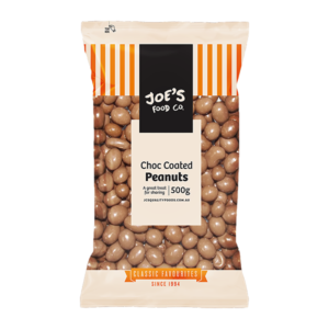 Joe's Food Co Choc Coated Peanuts